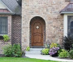Buy Exterior Doors Online by Rustic Round Top Doors Rustic Arch Top Entry Doors