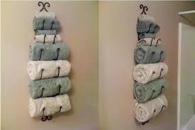 small bathroom towel rack ideas bathroom towel holder ideas findkeep me