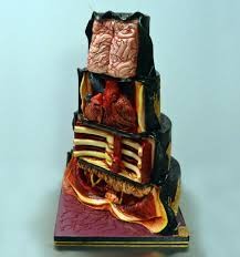 Creepy Halloween Cakes Creepy Realistic Cake Art Is Beyond Morbid Could You Eat These