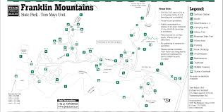 Texas State Park Map by Things To Do Fort Bliss U2013 Howdy Fort Bliss