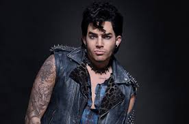 adam lambert gets u0027evil in the night u0027 for halloween u0027x factor