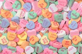 valentines day heart candy s day names to the sweet