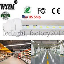 40 watt 96 u0027 u0027 8ft led tube t12 lights replacement 110w fluorescent