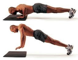 5 latihan terbaik membentuk otot dada di rumah