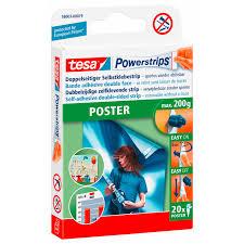 24 Kaufen Tesa Powerstrips Poster Weiß 24 Stück Kaufen Bei Obi