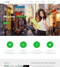 company u2013 free html bootstrap template bootstraptaste