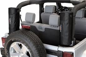 cj jeep interior rightline gear 4x4 roll bar storage bag pair for 55 18 jeep cj
