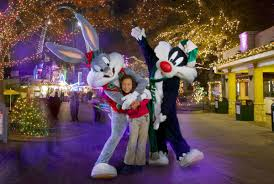 6 Flags Saint Louis Holiday Light Displays Around St Louis Will Make Your Spirits