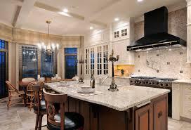 giallo ornamental granite for warm kitchen design
