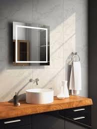 aurora led light bathroom mirror 161 illuminated bathroom