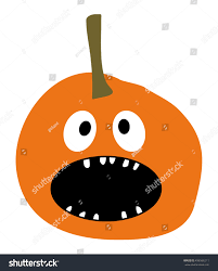 halloween invite background halloween pumpkin icon pumpkin icon vector stock vector 496566211