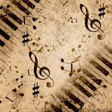 of music notes background music notes as background music notes 6690