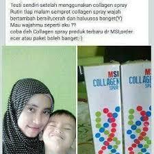 Ecer Collagen Spray Msi images about biospraybekasi tag on instagram