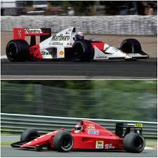 mclaren vs the greatest rivalries in motorsports history vs mclaren