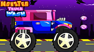 monster truck kids video and vehicles colors letters youtube s monster truck kids videos