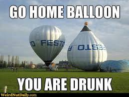Balloon Memes - drunk hot air balloon meme generator captionator caption
