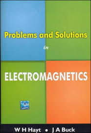problems and solutions in electromagnetics 1st edition buy