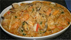 la cuisine portugaise riz fruits de mer arroz de marisco recettes de la cuisine portugaise