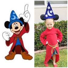 Mickey Mouse Toddler Halloween Costume 19 Sorcerer Mickey Images Fantasy Disney