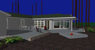 out back design group contemporary home design custom home