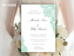 vista print wedding invitation lace wedding invitations vistapri yaseen