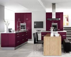 modern style kitchen designs purple kitchen modern design normabudden com