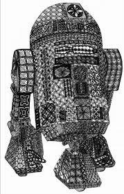zentangle owl art hippie art 8 x 10 bohemian art