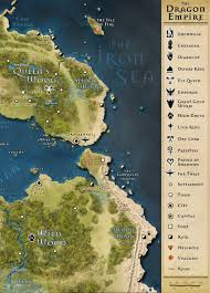 Maps Engine 13th Age Dragon Empire Map Book Cover And Interior Art For 13th