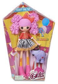 image peanut big top girls doll box jpg lalaloopsy land