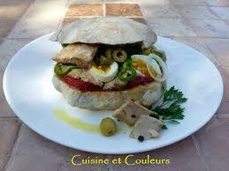 cuisiner à l huile d olive sandwich tunisien au thon confit à l huile d olive maison