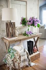 Entryway Table With Baskets Innenarchitektur Top 25 Best Entryway Table Decorations Ideas On