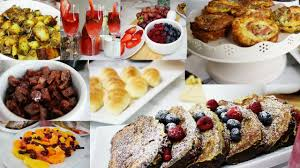 ideas for a brunch cooking with ral cheap easy diy brunch ideas how to host