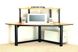 corner computer desk with keyboard tray small computer desk with keyboard tray luxury small computer desk