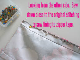 lining a skirt with zipper sew a skirt series so sew easy