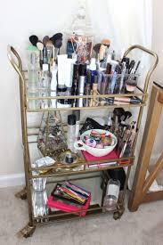 best 25 makeup cart ideas on pinterest make up storage ikea