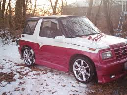 mojo1975 1997 geo tracker specs photos modification info at
