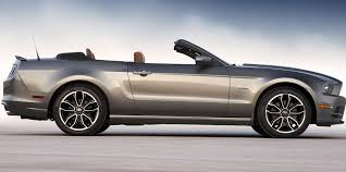 2014 Mustang Gt Convertible Black 2014 Ford Mustang Review Consumer Guide Auto