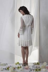 Short White Wedding Dresses Latest Short Wedding White Dresses 2014 2015 For Teen Bridals