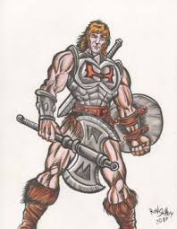 he man the masters of the universe favourites by vasglorious on