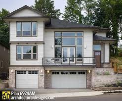 front garage house plans under garage house plans modern hd