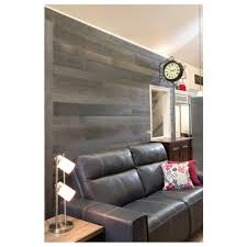 revetement mural bois planches murales style bois de grange rustik lambris de bois canac