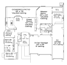Luxury Rv Floor Plans by Pena Lane With Rv Barn U2013 Dbu Homes