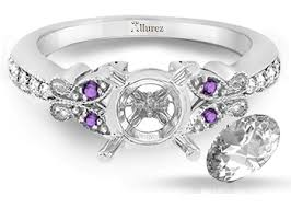 design your own engagement ring design your own engagement ring wedding jewelry allurez