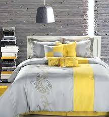 deco chambre gris et jaune deco chambre jaune akazad info