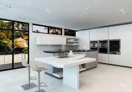 cuisine ouverte avec comptoir cuisine avec bar comptoir best cuisine ouverte avec bar ideas on