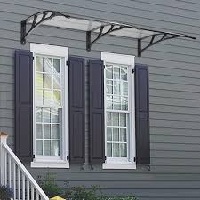 80 u0027 u0027x40 u0027 u0027 door window outdoor awning polycarbonate patio sun shade