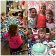spa rrific birthday parties at divas and dudes kids hair salon and spa