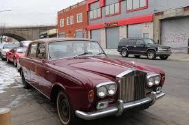 roll royce burgundy 1967 rolls royce silver shadow for sale 2047307 hemmings motor news