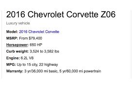 corvette z06 spec 2017 corvette z06 raffle to benefit st of the knobs catholic