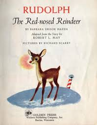 rudolph red nosed reindeer turns 75 national museum